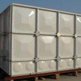 Fabricación del tanque de agua de la fibra de vidrio de FRP