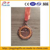 La qualità di Hight progetta la medaglia per il cliente in lega di zinco fragile di sport