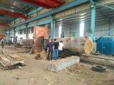 목제 수직 유형 절단기 가격을%s CNC 띠 톱 제재소