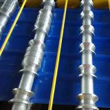 Lo stile europeo ha lustrato il rullo dello strato ondulato mattonelle che forma la macchina