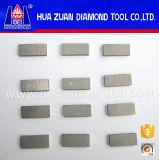 Het Segment dat van de Diamant van Arix voor de Bit van de Boor van de Kern Concrete Steen snijdt