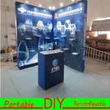 2 Cabine Van uitstekende kwaliteit van de Tentoonstelling van China van kanten de Open Draagbare