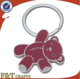 Disegno sveglio Keychain promozionale (FTKC1748A) del cuore dei regali del biglietto di S. Valentino del ricordo