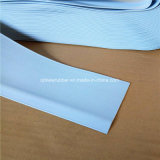 Madera de plástico de PVC Wainscoting plintos
