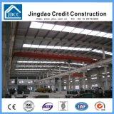 Construction d'atelier d'usine de grande envergure de coût bas
