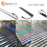 12W 미러 훈장 LED 선형 가벼운 정면 LED RGB 지구 DMX 빛