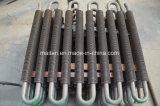 Enfriador de aire U Doblado de tubos de aletas de la soldadura de alta frecuencia