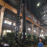 Trilha de borracha (400*74*68) para a máquina da máquina escavadora de Kobelco