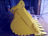 Clamshell Hidráulico de Alta Qualidade agarrar a caçamba para 20t bulldozer de Controle Remoto da escavadeira