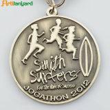 Médaille de la promotion de haute qualité avec design rétro