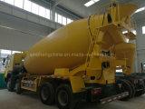 Camion della betoniera di Sinotruk HOWO 6X4 8m3
