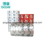 Lámina de aluminio de color Papel plastificado para polvo