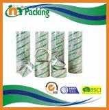 カートンのパッキングのための安い接着剤BOPPによって印刷されるテープ