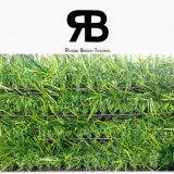 grama artificial de Garedn da decoração da paisagem 3/8inch de 35mm/relvado artificial/grama sintética