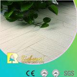 plancher stratifié insonorisant V-Grooved de chêne gravé en relief par AC3 de 8.3mm