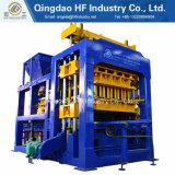 Verwendeter Block, der Maschine hydraulischen Betonstein-Ziegelstein Molder Ziegelstein-Maschinen-Kleber-Höhlung-Block der HandQt10-15 zweites herstellt Maschine lässt