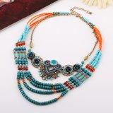 Halsband van de Verklaring van de Luxe van de Stijl van Bohemen de Grote voor Vrouwen