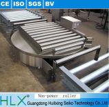 De Transportband van de Rol van het roestvrij staal met Uitstekende kwaliteit
