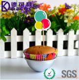 molde de pastelaria do molde do cozimento do bolo da bomba do banho da esfera do aço 304 inoxidável de 4.5cm 5.5cm 6.5cm meio