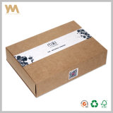 Type de tiroir Kraft Paper Packing Box for Underclothes