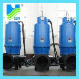 Портативный погружение центробежным насосом для канализационных и дренажных
