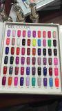 Le vernis à ongles Gel avec modèle Normal Muliti couleurs 2018