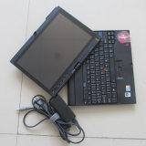 Alta Qualtiy Computador usado X201t i7 4G Tablet portátil de ecrã táctil