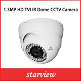 1.3MP Vari焦点Tvi IRのドームのカメラ(SV-D5A13TVI)