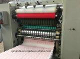 Globale Heet verkoopt In reliëf gemaakt Vouwend de Machine van het Document van de Handdoek van de Keuken van de Hand