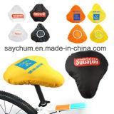 Personalizados de alta qualidade à prova de água de chuva em sela design da capa de banco de bicicletas promocionais