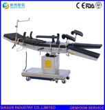 China Supply ISO/Ce hospital Surgical equipment Electric Fluoroscopic operating Table