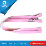 Пластмассовый молнией длинной цепи нейлоновые молнии Zip