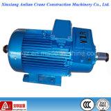 Motor de elevação do guindaste de 5.5kw Motor elétrico de corrente alterna de baixa velocidade de 380V