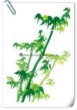 Естественный Bamboo порошок выдержки листьев