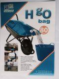特許を取られた80L食品等級の庭の使用H2go袋のウォーターバッグ