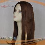 В полной мере человеческого волоса кружева Wig ручной работы (PPG-l-01331)