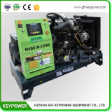 68Kw de puissance de type ouvert Groupe électrogène Diesel avec moteur Cummins
