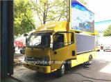 Forland H2 impermeabilizza il camion di pubblicità mobile del camion P8 LED del tabellone per le affissioni di Digitahi