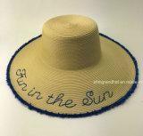Bordados de PP Braid Fashion Hat
