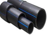 125mm HDPE van de Kleur van de Rang Corrogated PE80 Zwarte Pijp voor Watervoorziening