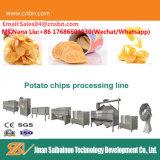 Patatine fritte fresche della piccola scala standard del Ce che elaborano la riga del macchinario