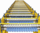 高品質の機械を形作る鋼鉄金属の屋根ロール