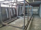 Revestimento mecânico manual Dois elevadores de postes