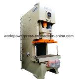 C-Rahmen-hohe Präzisions-Presse-Maschine von der Fabrik