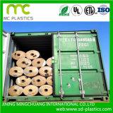 Pellicola del PVC con le proprietà protettive, di Decrotation, del coperchio e della pavimentazione utilizzate nella laminazione, industrie di stampa,