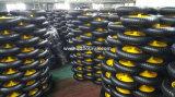 Wheelbarrow 6.50-8 Roda insuflável de ar de borracha para Plantadeiras de Reboque