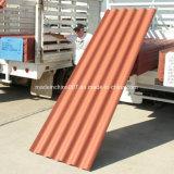 De concrete Tegel van het Dak van het Cement van de Vezel voor de Markt van Namibië