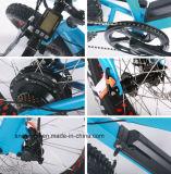 E-Bike 26*4.0 давление в шинах электрический велосипед жира 7 Скорость Бич Организованный велосипедный