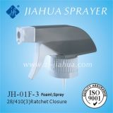 Триггер из пеноматериала PP пластиковые опрыскивателя (JH-01L-4)