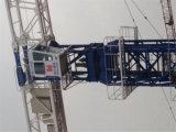 6t Ce Topless de grúa torre de grúa torre China fabricante